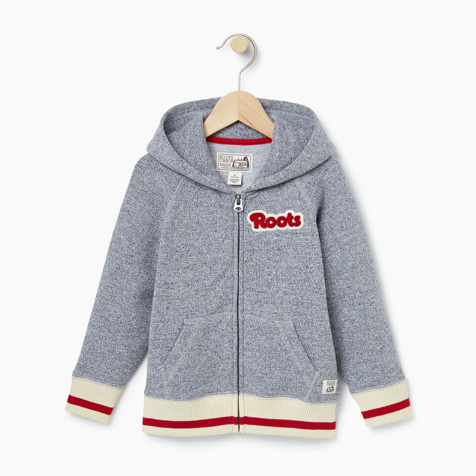 Roots-Toddler Cabin Full Zip Hoody