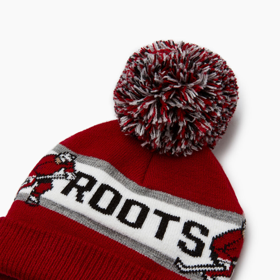 Roots-Sale Kids-Toddler Hockey Toque-Red-C
