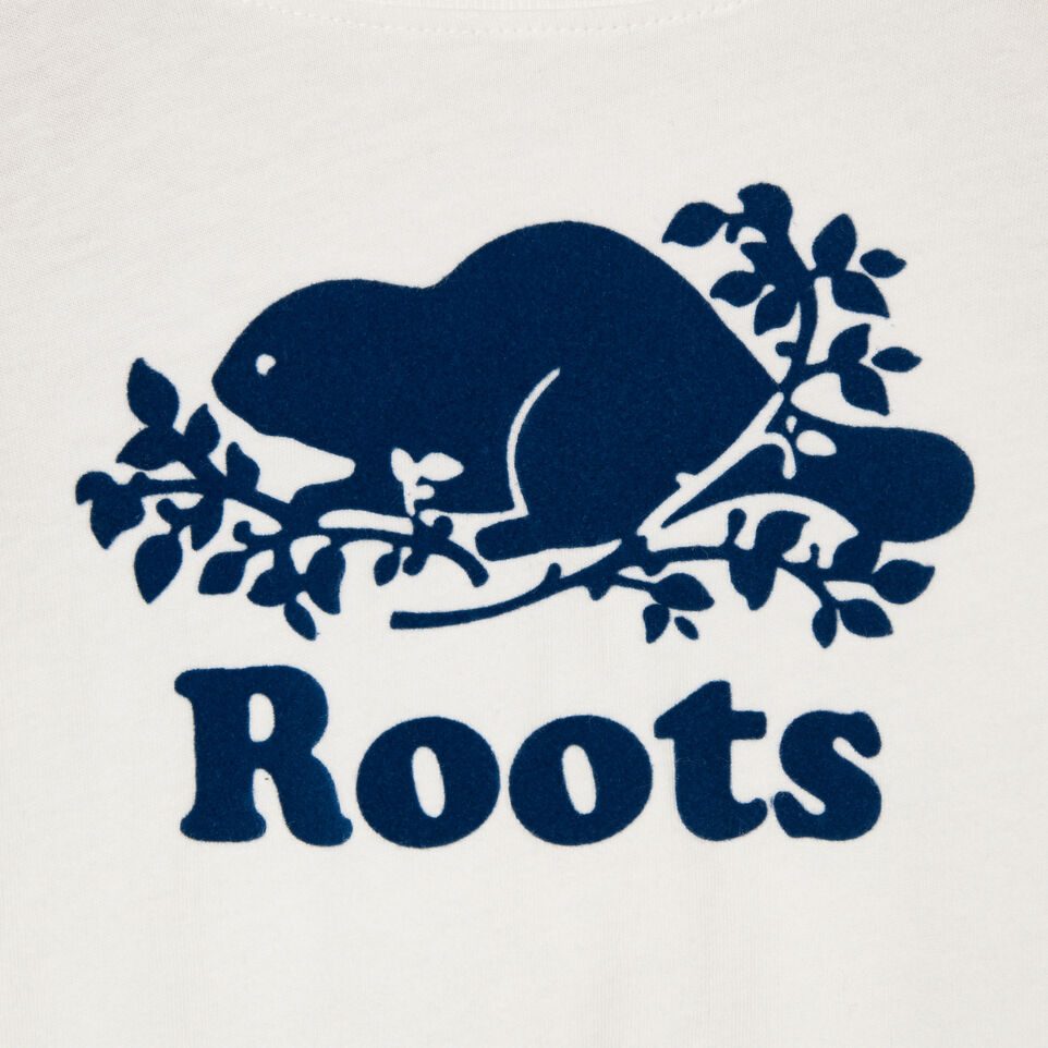 Roots-undefined-Baby Original Cooper Beaver T-shirt-undefined-C