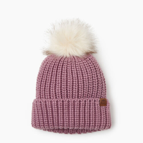 Roots-Kids Accessories-Kids Girl Olivia Toque-Valerian-A