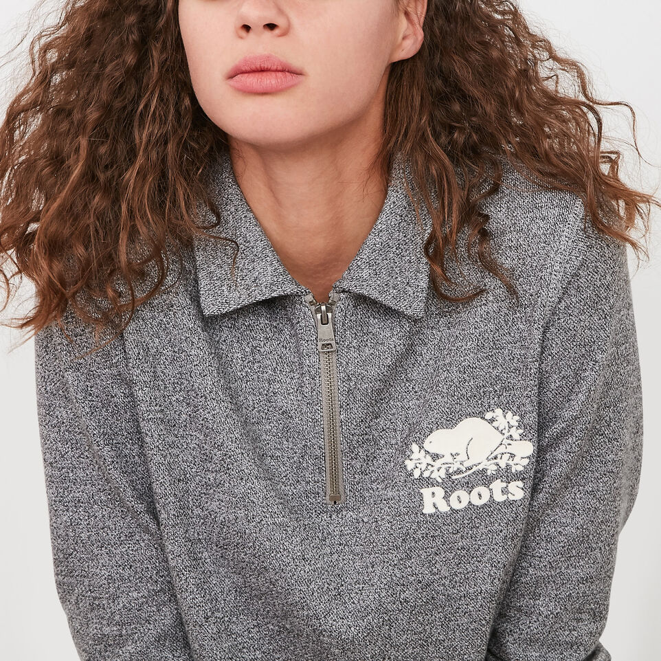 Roots-undefined-Cooper Zip Polo-undefined-C