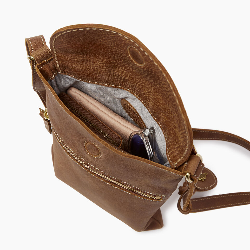 Roots-Leather  Handcrafted By Us Our Favourite New Arrivals-Riverdale Flat-Natural-D