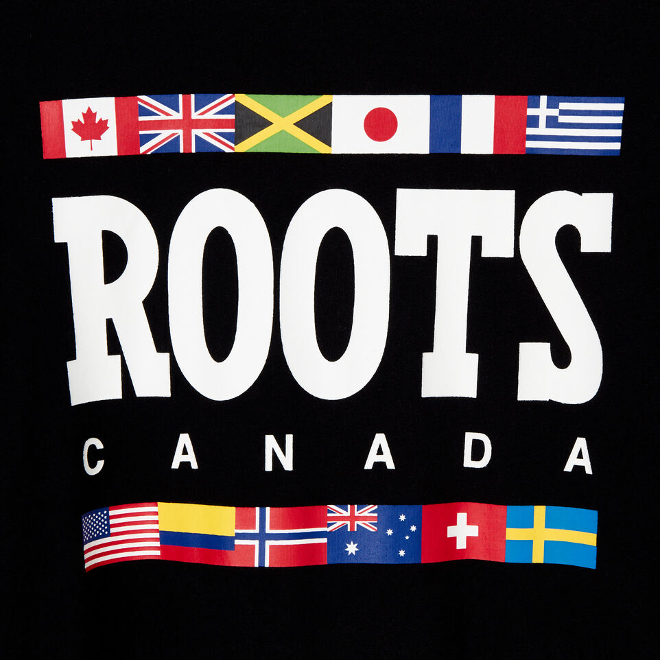 Roots-undefined-Mens Roots Unity T-shirt-undefined-D