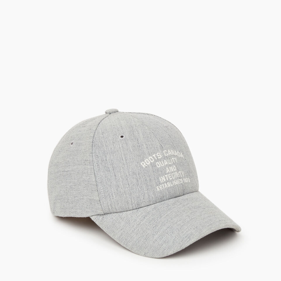 Roots-undefined-Yonge Baseball Cap-undefined-A