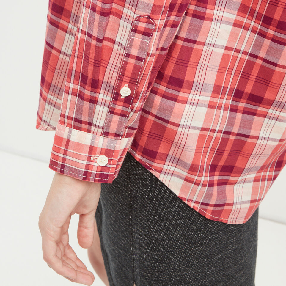 Roots-undefined-Arria Madras Plaid Shirt-undefined-E