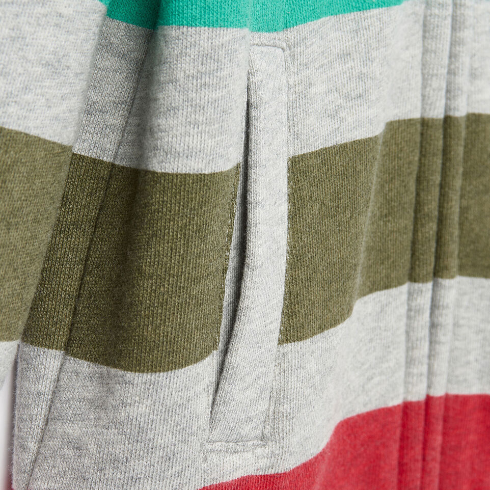 Roots-Kids Our Favourite New Arrivals-Toddler Ombre Stripe Full Zip Hoody-Grey Mix-E