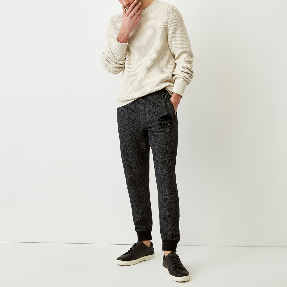 Roots-Men Our Favourite New Arrivals-Baffin Fishermans Sweater-Oatmeal Mix-B