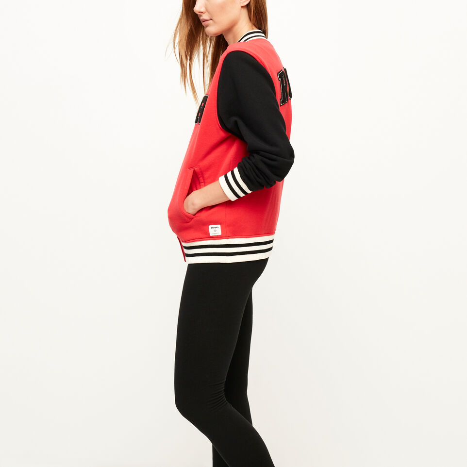 Roots-undefined-Blouson style universitaire-undefined-C