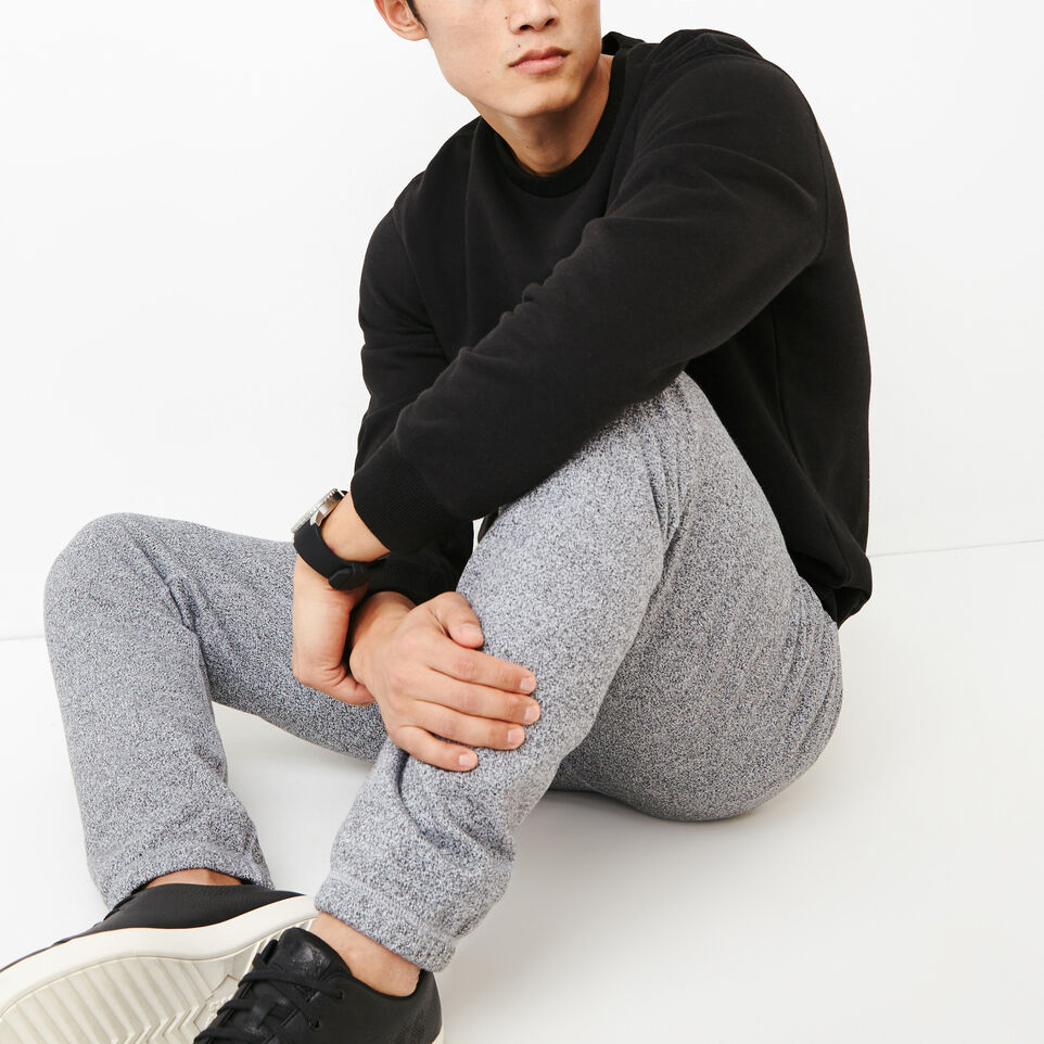 Roots-undefined-Roots Salt and Pepper Original Sweatpant - Tall-undefined-B