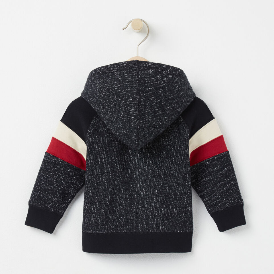 Roots-undefined-Baby Colour Block Full Zip Hoody-undefined-B