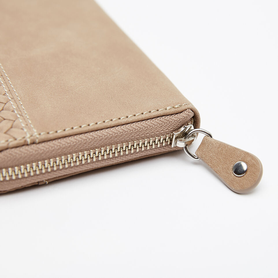 Roots-undefined-Two Toned Wallet Woven-undefined-D