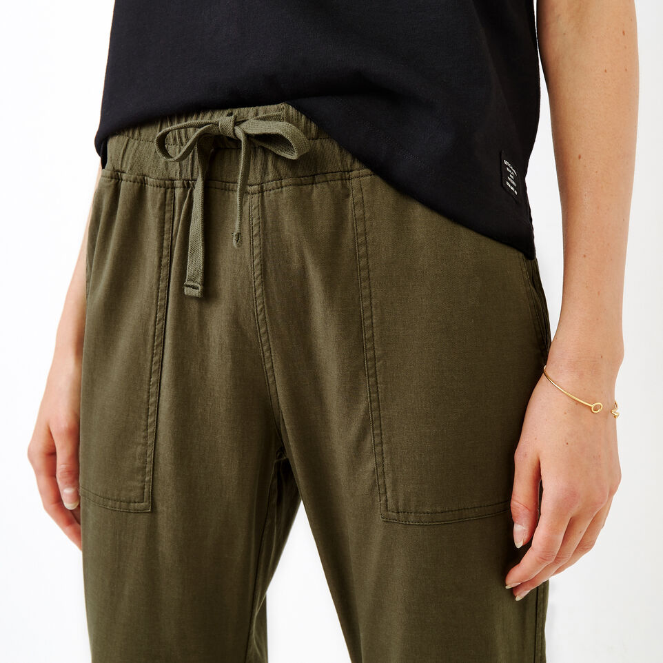 Roots-Women Our Favourite New Arrivals-Essential Jogger-Fatigue-E