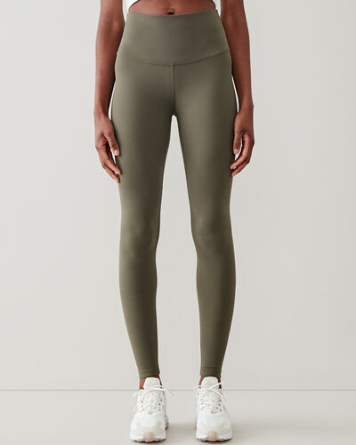 Roots-New For This Month Journey Collection-High Waisted Journey Legging-Fatigue-A
