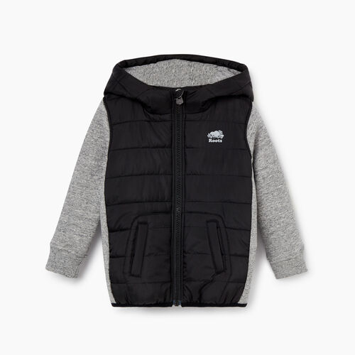 Roots-Kids Our Favourite New Arrivals-Toddler Journey Hybrid Jacket-Black-A