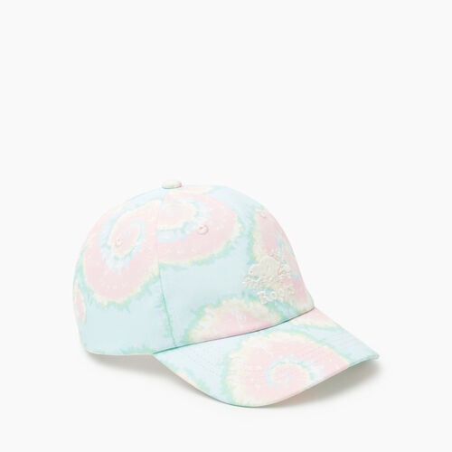 Roots-Kids Accessories-Kids Tie Dye Baseball Cap-Multi-A