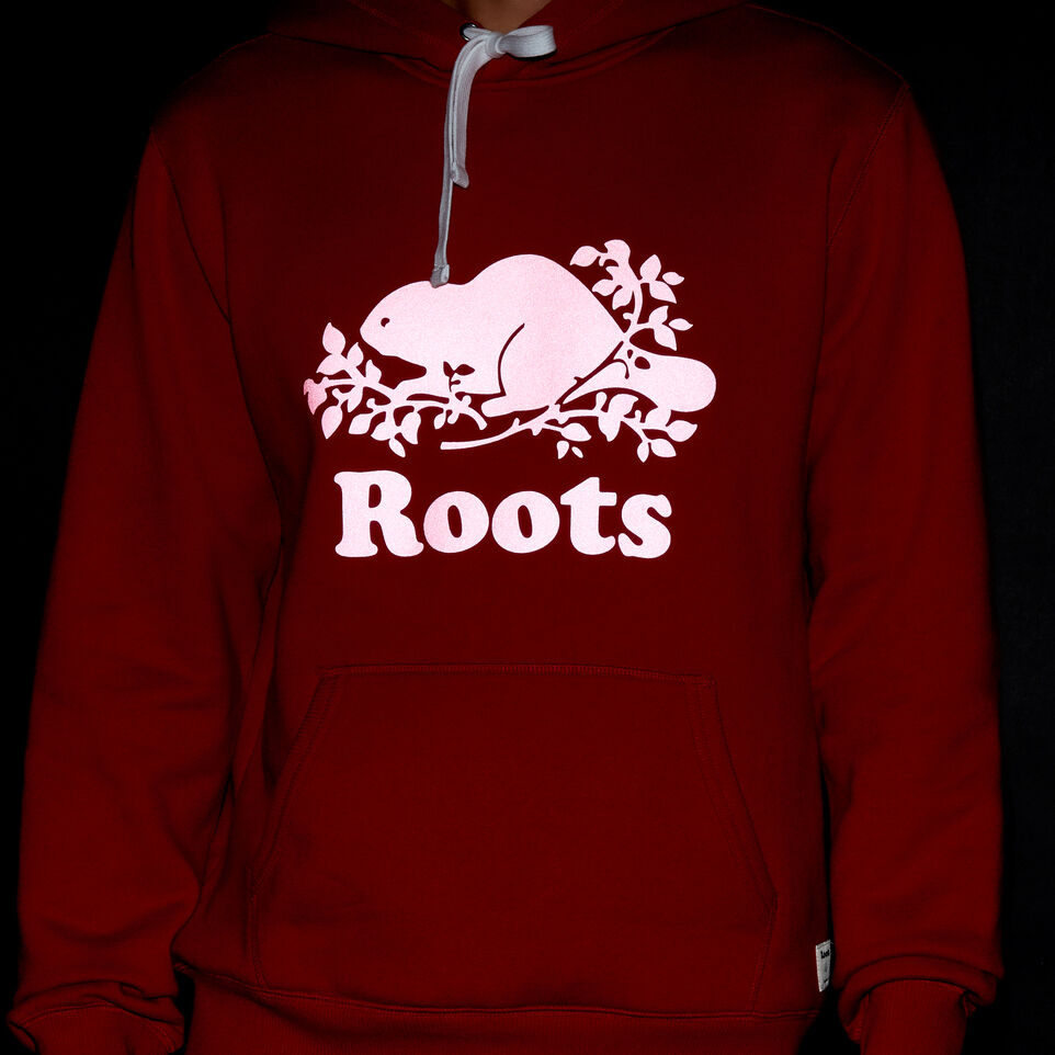 Roots-Men Our Favourite New Arrivals-Cooper Reflect Hoody-Lodge Red-B