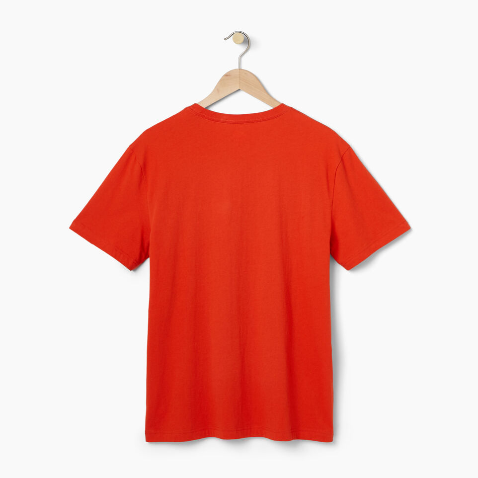 Roots-Men Our Favourite New Arrivals-Mens Roots Ski T-shirt-Red Clay-B