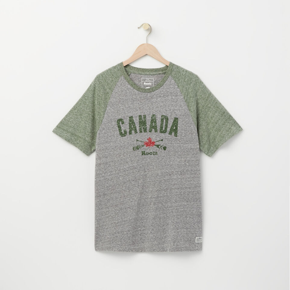Roots-undefined-Georgian Raglan T-shirt-undefined-A