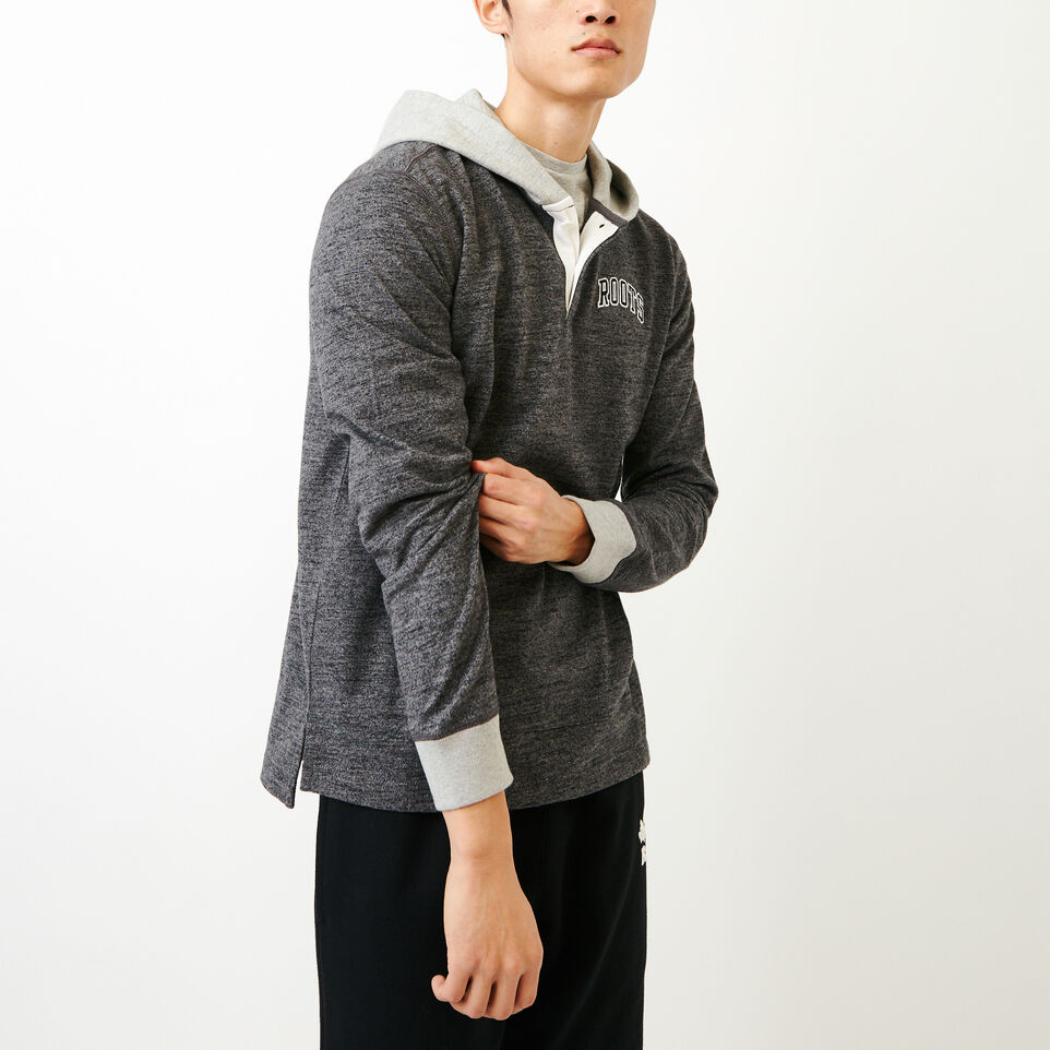 Roots-undefined-10oz Heavy Jersey Hoody-undefined-C