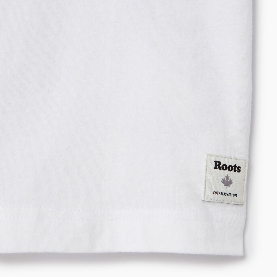 Roots-New For August Kids-Boys Gradient Cooper Beaver Tank-Ivory-C
