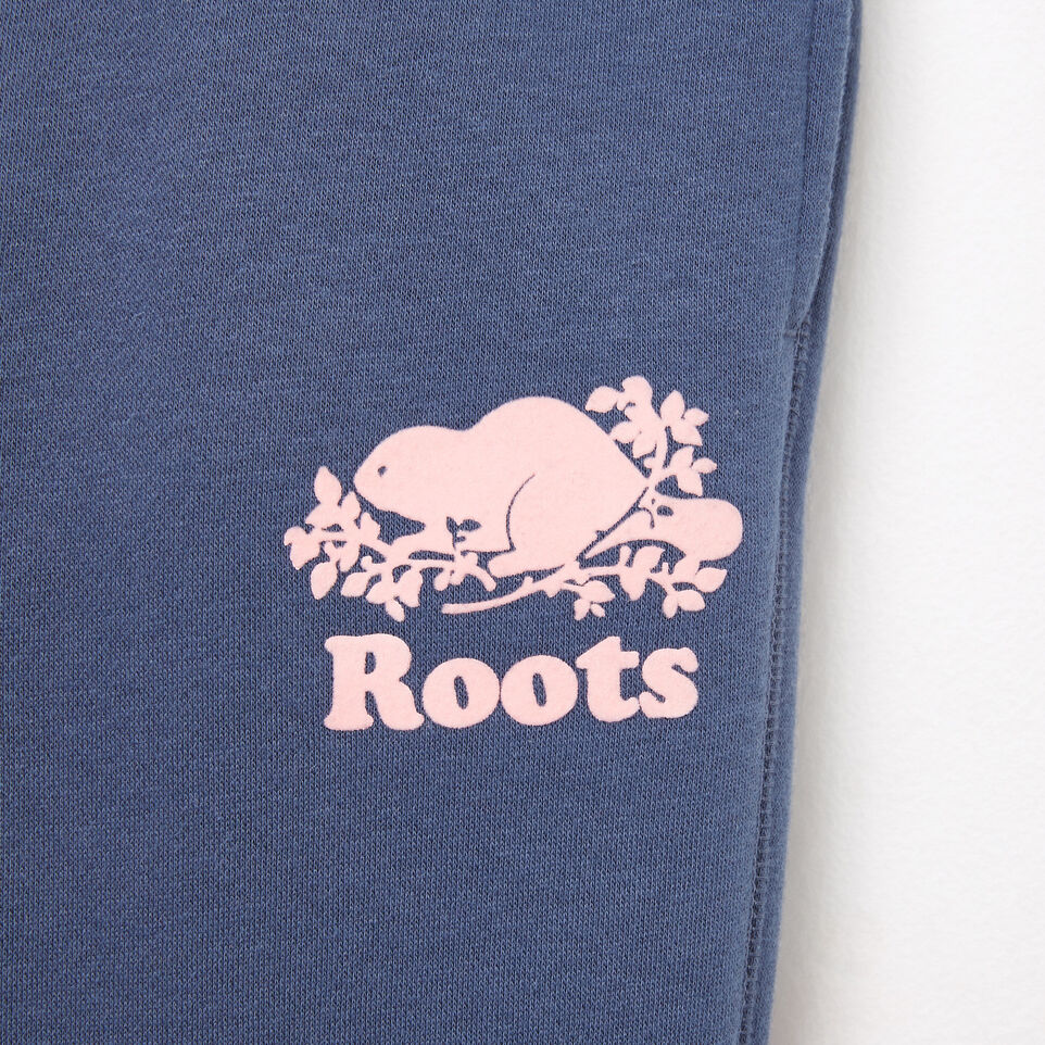 Roots-undefined-Girls Slim Roots Sweatpant-undefined-D