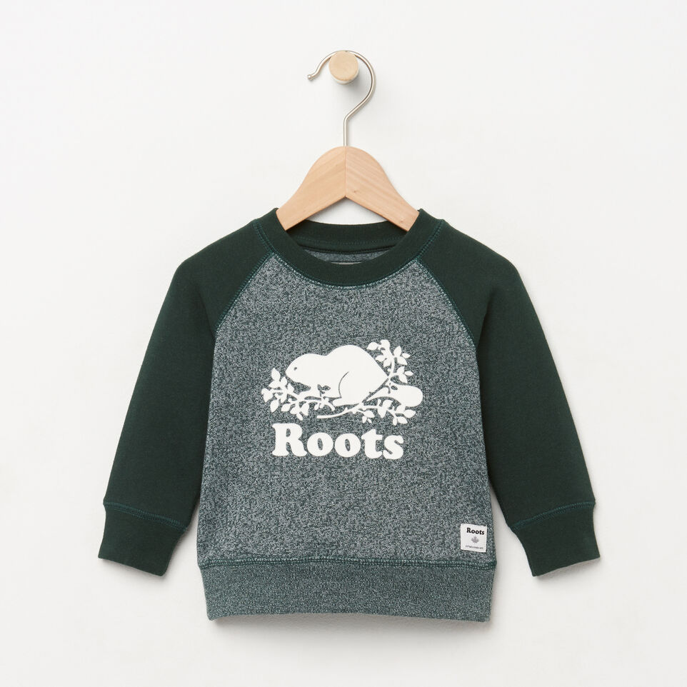 Roots-Baby Original Crewneck Sweatshirt