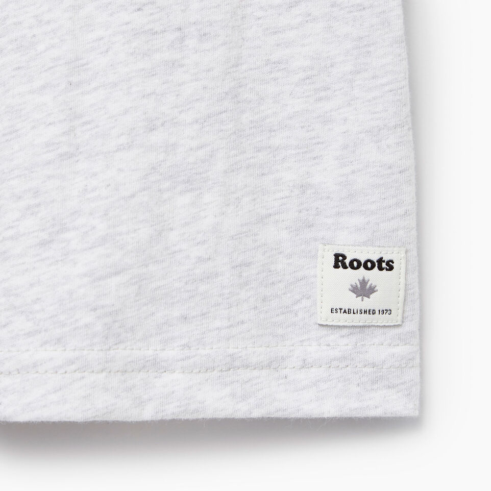Roots-Kids Our Favourite New Arrivals-Baby Gradient Cooper T-shirt-White Mix-C