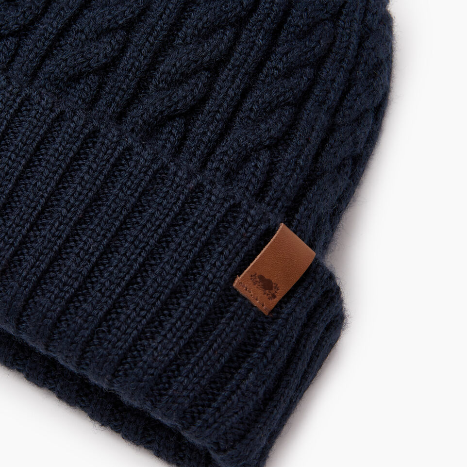 Roots-Men Our Favourite New Arrivals-Rothesay Toque-Navy-E