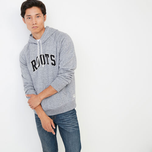 Roots-Men Sweats-Nova Scotia Hoody-Salt & Pepper-A