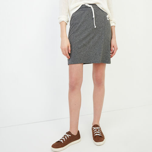Roots-Women Categories-Summerside Skirt-Salt & Pepper-A