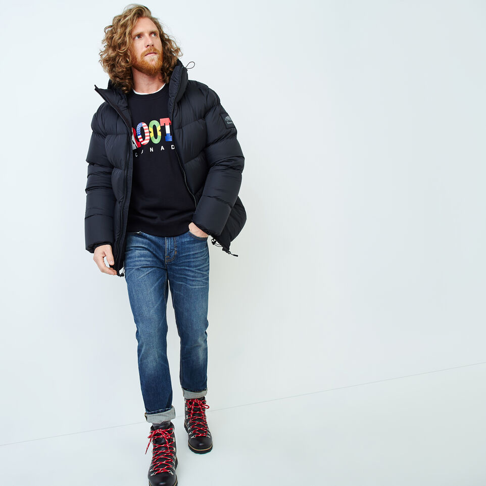 Roots-undefined-Roots Unity Crew Sweatshirt-undefined-B