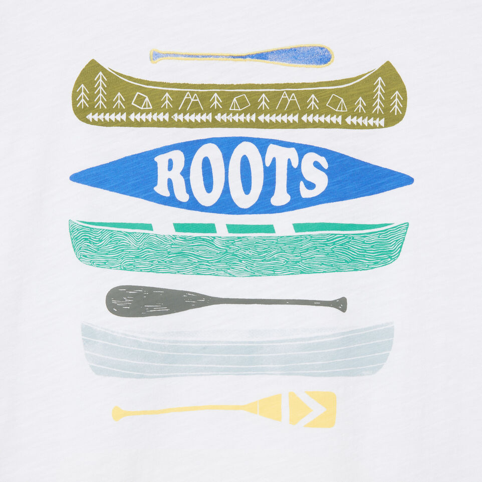 Roots-undefined-Womens Roots Paddle T-shirt-undefined-D