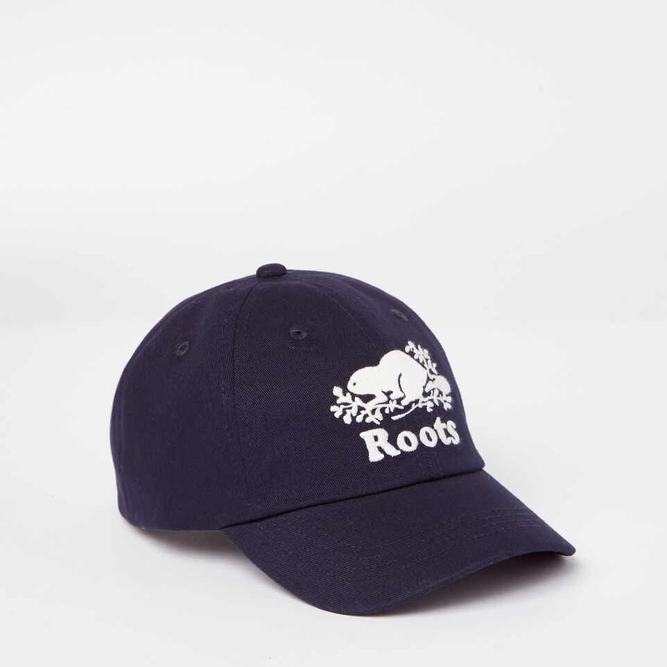 Roots-Kids Our Favourite New Arrivals-Kids Cooper Baseball Cap-Navy Blazer-A