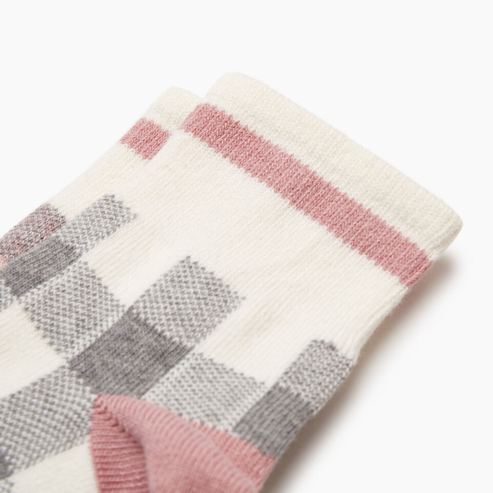 Roots-New For December Today Only: 40% Off Park Plaid Collection-Park Plaid Ankle Sock 2 Pack-Pink Mix-C