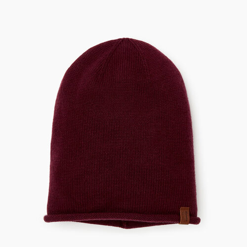 Roots-Women Our Favourite New Arrivals-Robson Toque-Cabernet-A
