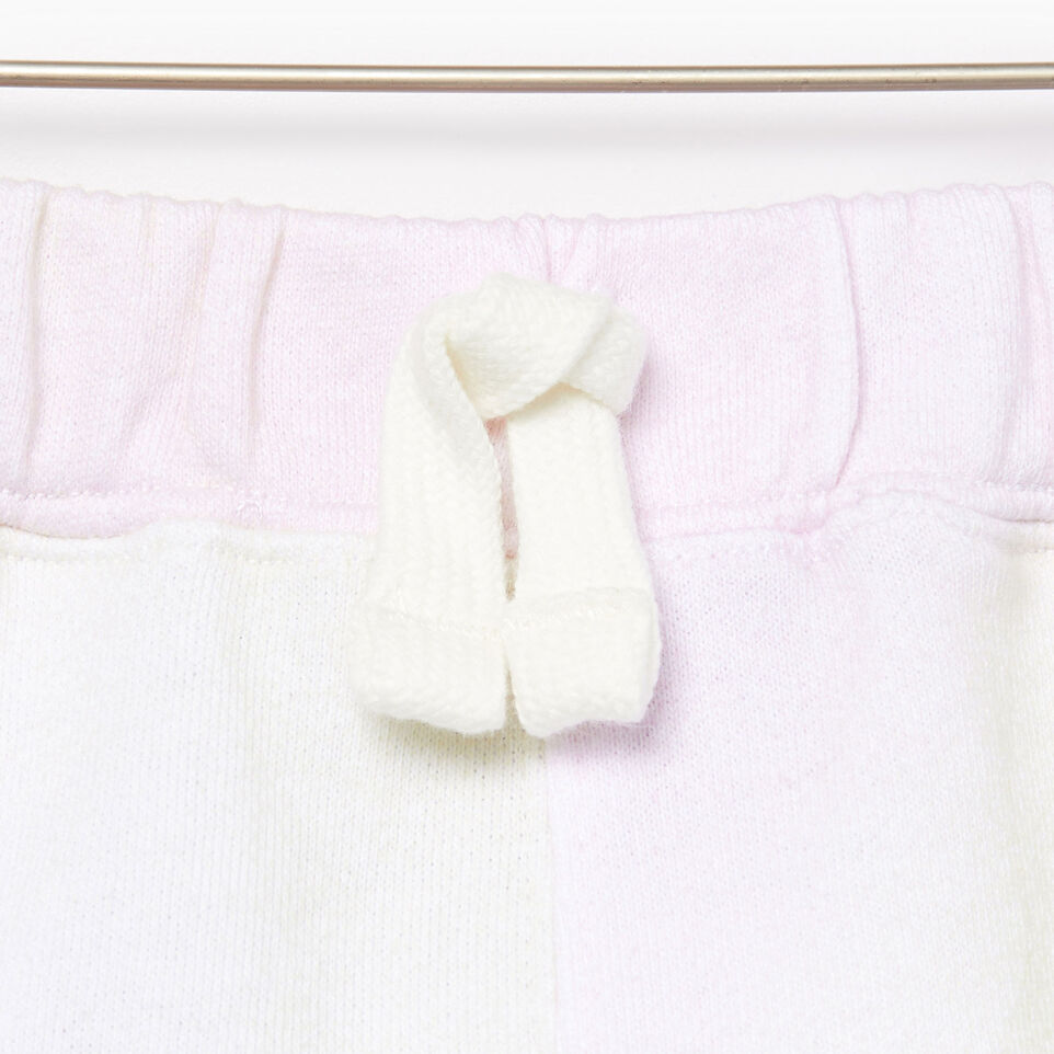 Roots-Kids Our Favourite New Arrivals-Baby Watercolour Short-Ivory-C