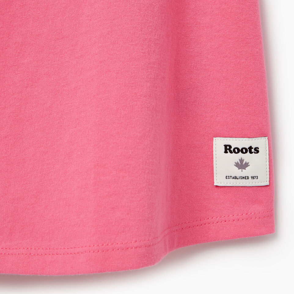 Roots-undefined-T-Shirt Swing pour filles-undefined-C