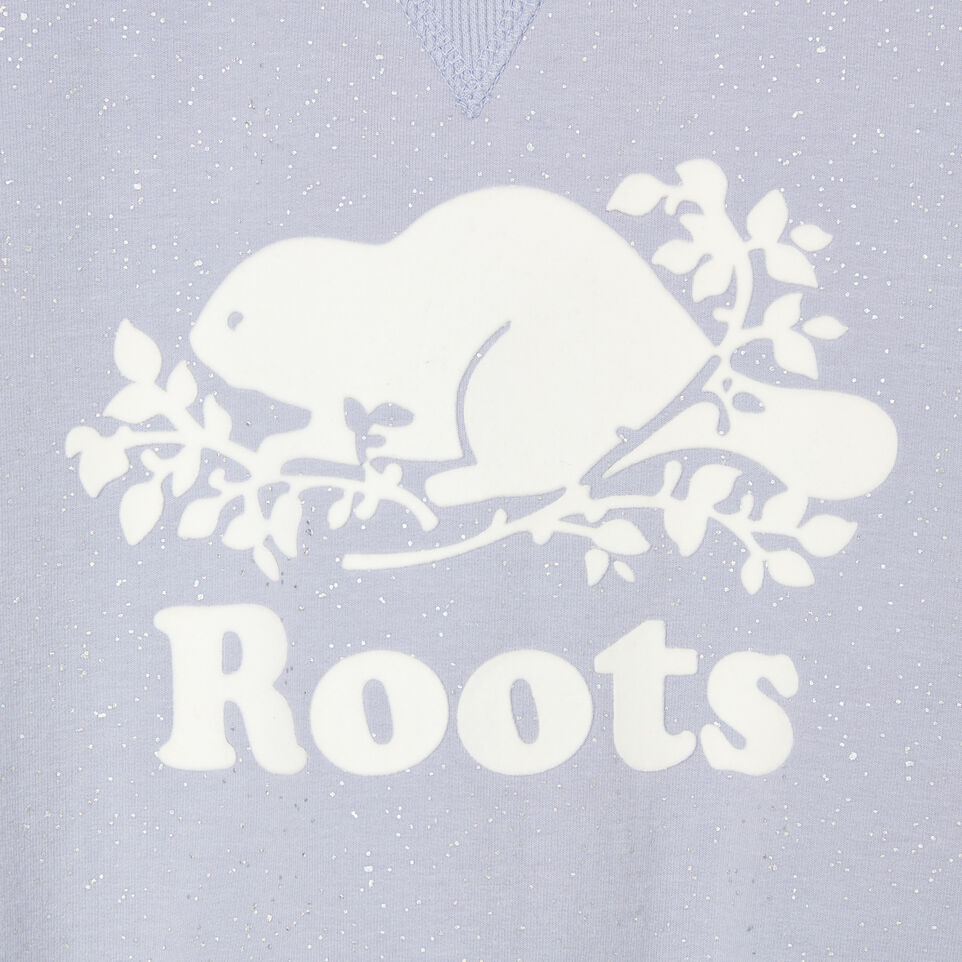 Roots-Kids Our Favourite New Arrivals-Girls Sparkle Cozy Sweatshirt-Cosmic Sky-C