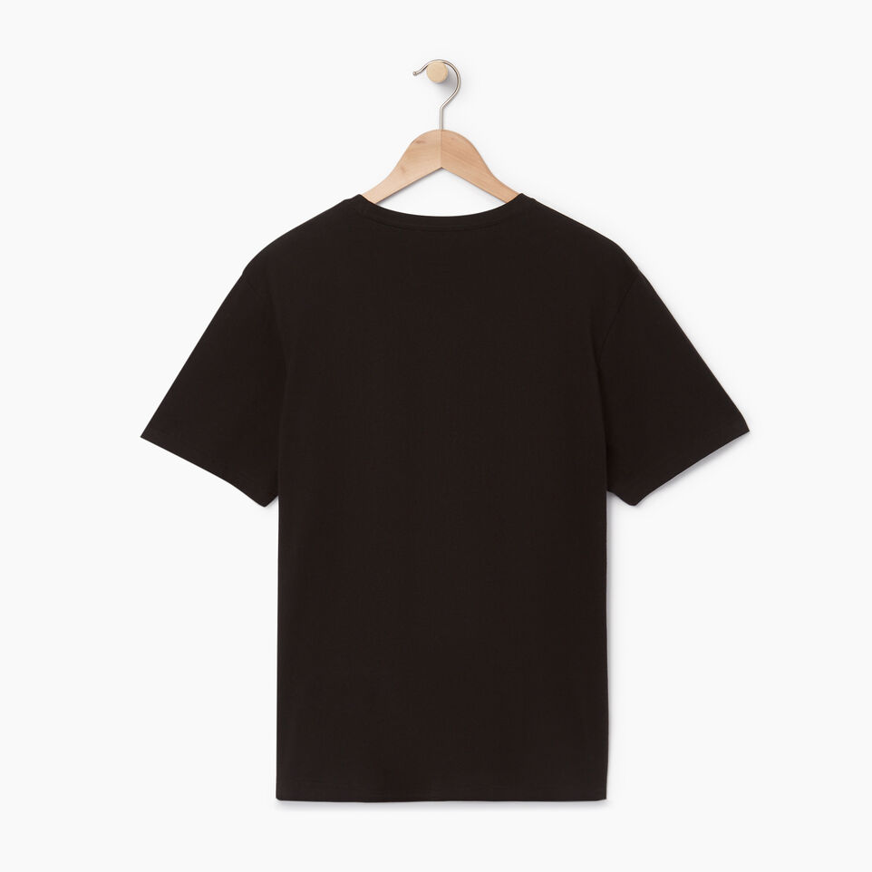Roots-undefined-Mens Border Colours T-shirt-undefined-B