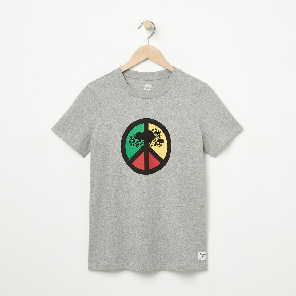 Roots-Womens Happy Camper T-shirt