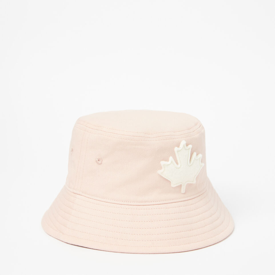 Roots-Toddler Canada Leaf Bucket Hat
