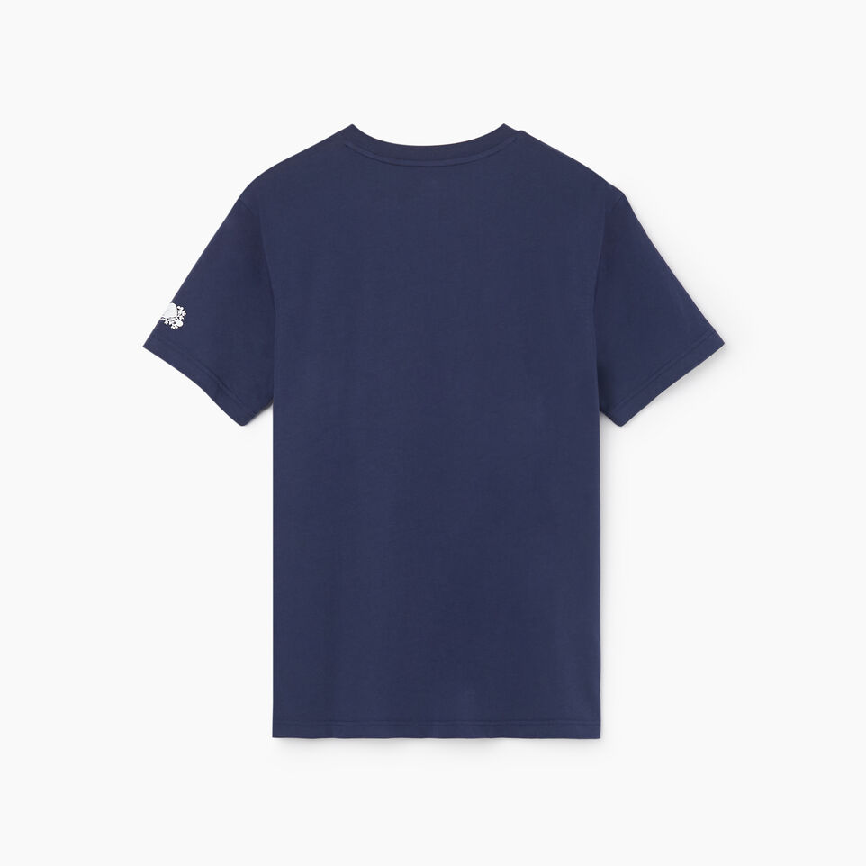 Roots-undefined-Mens Roots Recycle T-shirt-undefined-C