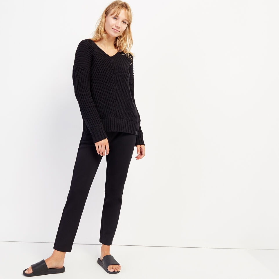 Roots-undefined-Elora V-neck Sweater-undefined-B