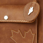 Roots-Gift Guide Canada Collection By Roots™-Trans Canada Urban Pouch-Natural-E