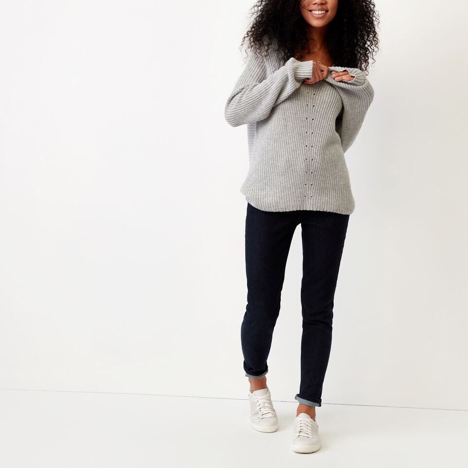 Roots-undefined-Mackay V Neck Sweater-undefined-B