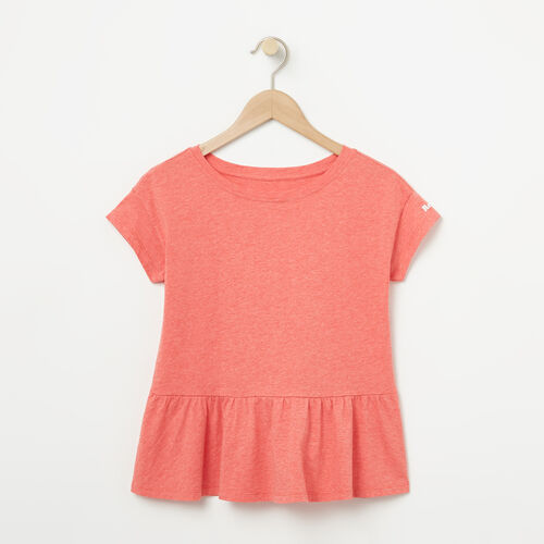 Roots-Kids Tops-Girls Open Air Top-Spiced Coral Mix-A