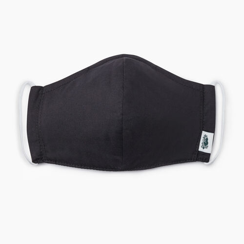 Roots-New For September Roots Reusable Face Masks-All Day Lightweight Reusable Face Mask-Black-A