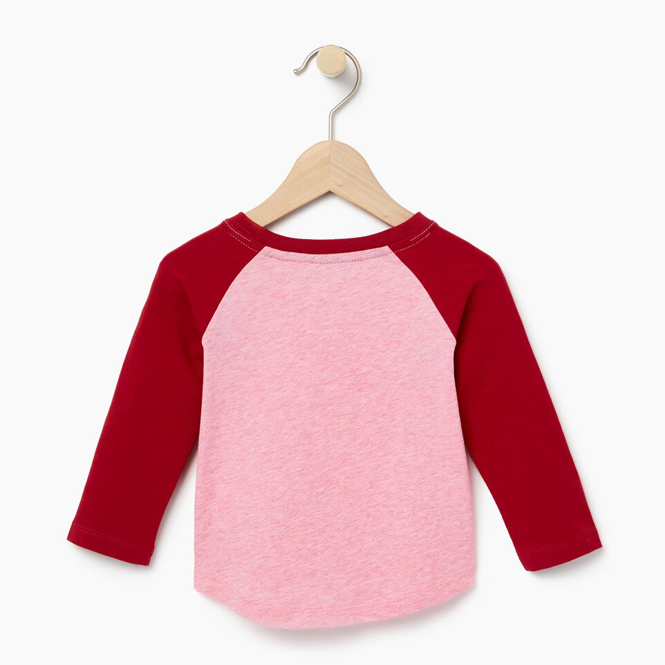 Roots-undefined-Baby Buddy Raglan T-shirt-undefined-B