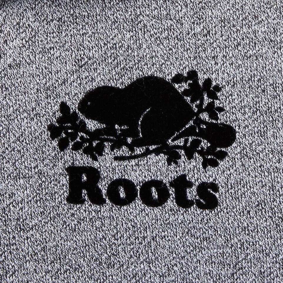 Roots-undefined-Boys Roots Salt and Pepper Original Full Zip Hoody-undefined-D