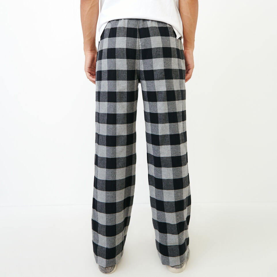 Roots-Men New Arrivals-Inglenook Lounge Pant-Grey Mix-D